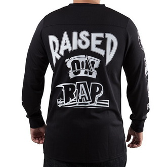t-shirt street men's - Raised On Rap - FAMOUS STARS & STRAPS, FAMOUS STARS & STRAPS