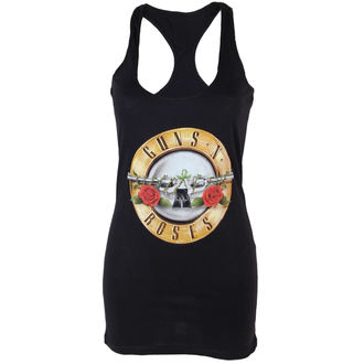TOP women's Guns N' Roses - Logo - BRAVADO - 12161520