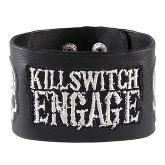 bracelet Killswitch Engage - Logo & Skull - Bravado, BRAVADO, Killswitch Engage