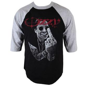 t-shirt metal men's Ozzy Osbourne - OOS4 Finger - BRAVADO, BRAVADO, Ozzy Osbourne