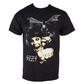 t-shirt metal men's Ozzy Osbourne - Gargoyle Bat - BRAVADO, BRAVADO, Ozzy Osbourne