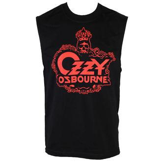 top men Ozzy Osbourne - Skull Logo - Bravado, BRAVADO, Ozzy Osbourne