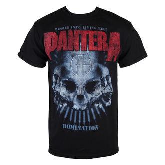 t-shirt metal Pantera - Domination - BRAVADO, BRAVADO, Pantera