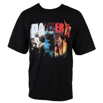 t-shirt metal men's Pantera - College - BRAVADO, BRAVADO, Pantera