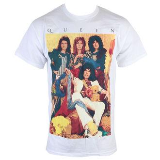 t-shirt metal men's Queen - Old School - BRAVADO, BRAVADO, Queen