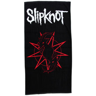 towel Slipknot - Distressed Logo - Bravado, BRAVADO, Slipknot