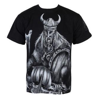 t-shirt men's - Warrior&Drakkars - ALISTAR - ALI170