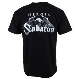 t-shirt metal men's Sabaton - Heroes Czech Republic - CARTON, CARTON, Sabaton