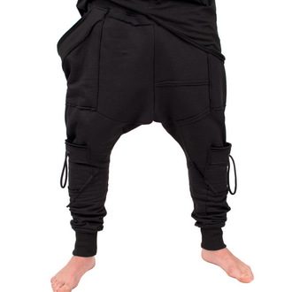 pants men (sweatpants) AMENOMEN - Black - DESIRE-010