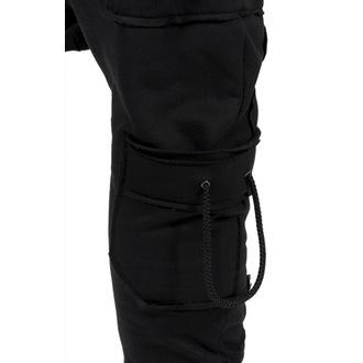 pants men (sweatpants) AMENOMEN - Black - DESIRE-010