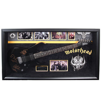 guitar with signature Motörhead - ANTIQUITIES CALIFORNIA - Black, ANTIQUITIES CALIFORNIA, Motörhead