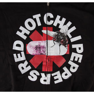 hoodie men Red Hot Chili Peppers - With You - Bravado - DAMAGED, BRAVADO, Red Hot Chili Peppers