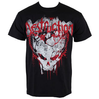 t-shirt metal men's Destruction - Grind Skull - ART WORX, ART WORX, Destruction