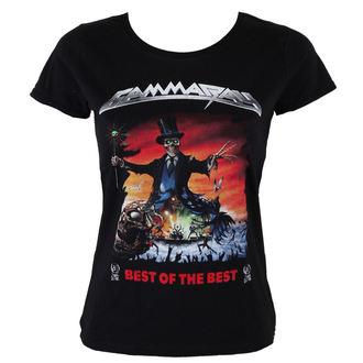 t-shirt metal women's Gamma Ray - Best Of The Best - ART WORX, ART WORX, Gamma Ray