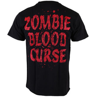 t-shirt metal men's Six Feet Under - Zombie Blood Curse - ART WORX, ART WORX, Six Feet Under