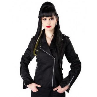 spring/fall jacket women's - Biker - BLACK PISTOL, BLACK PISTOL