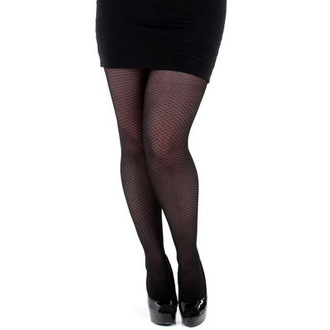tights PAMELA MANN - Criss Cross Opaque - Black - PM245