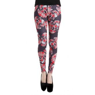pants women (leggings) PAMELA MANN - Avril - Black - PM200