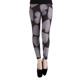 pants women (leggings) PAMELA MANN - Issy - Black - PM202