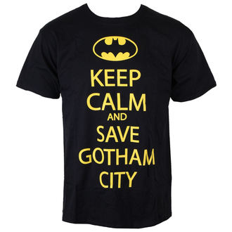 film t-shirt men's Batman - Save Our Gotham City - INDIEGO - Indie0251