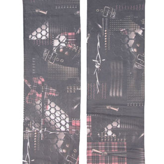 tights PAMELA MANN - patchwork Punk Printed - Multi - PM221