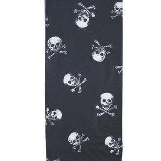 tights PAMELA MANN - Skulls B Printed - Black / White - PM214
