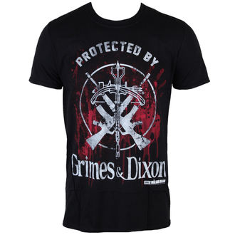 film t-shirt men's The Walking Dead - Grimes & Dixon - INDIEGO, INDIEGO
