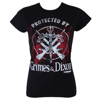 film t-shirt women's The Walking Dead - Grimes & Dixon - INDIEGO, INDIEGO