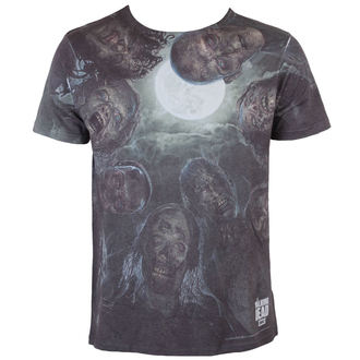 film t-shirt men's The Walking Dead - Sublimation Over You - INDIEGO, INDIEGO