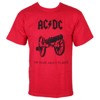 Metal T-Shirt AC-DC - - LOW FREQUENCY - ACTS05004