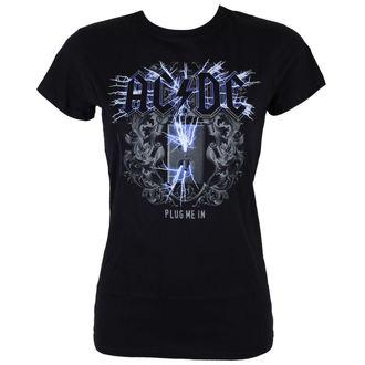 t-shirt metal women's AC-DC - - LOW FREQUENCY - ACGS05005