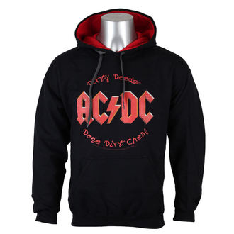 hoodie men's AC-DC - Dirty Deeds - LOW FREQUENCY - ACHO05001