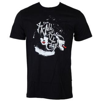 t-shirt metal men's Kiss - Kiss loving ass - LOW FREQUENCY - KITS05007