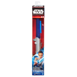 light sword Star Wars - Rey ( Episode VII ) - Blue