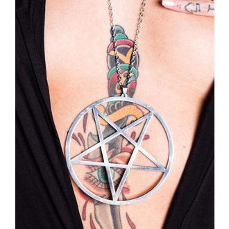necklace KILLSTAR - Pentagram, KILLSTAR