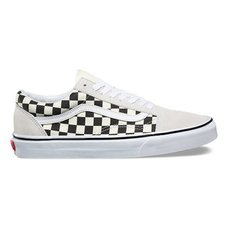 low sneakers unisex - UA OLD SKOOL (Checkerboar) - VANS, VANS
