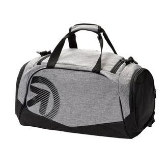 Duffel bag MEATFLY - ROCKY 2 DUFFLE - A 4/1/55 - Heather Grey / Black, MEATFLY