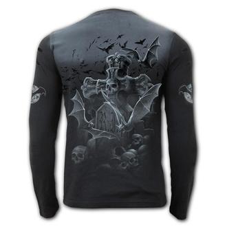 t-shirt men's - NIGHTSHIFT - SPIRAL - E028M324