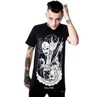 t-shirt gothic and punk women's unisex - Harry - KILLSTAR