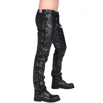 pants men Black Pistol - Logo Pants Skye (Black), BLACK PISTOL