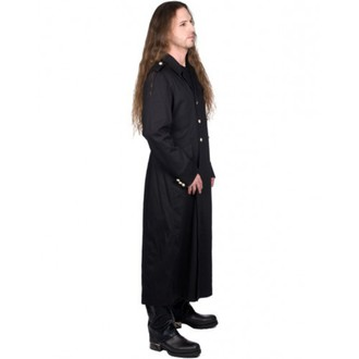 coat men's BLACK PISTOL - Army Coat Denim - BLACK, BLACK PISTOL