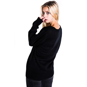 sweater (unisex) KILLSTAR -Goth - Black, KILLSTAR
