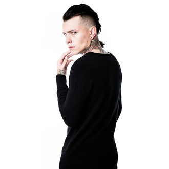 sweater (unisex) KILLSTAR - My Eye - Black, KILLSTAR