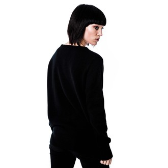 sweater (unisex) KILLSTAR - So Goth - Black, KILLSTAR