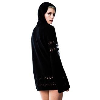 sweater women's KILLSTAR - The Calling Knit - Black - KIL111