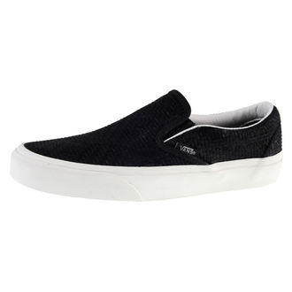 low sneakers men's - U Classic Slip-On (Braided Suede) - VANS, VANS