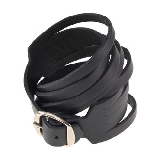 bracelet (collar) BWZ-629, BLACK & METAL