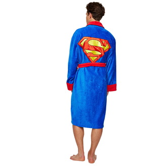 Bathrobe SUPERMAN - LOGO