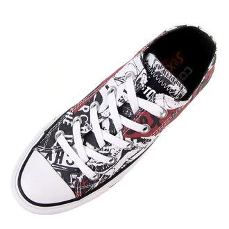 low sneakers women's Sex Pistols - CONVERSE - C151195
