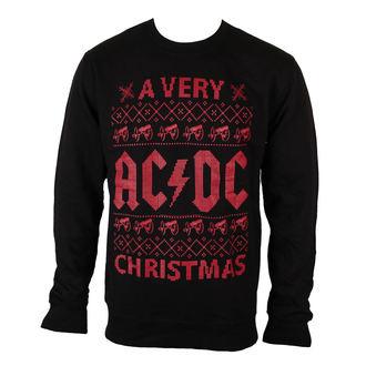 sweatshirt (no hood) men's AC-DC - A Very AC/DC Xmas - PLASTIC HEAD - PH9535CSW
